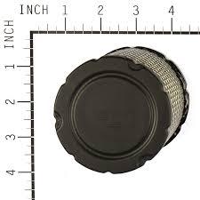 amazon com briggs u0026 stratton 793569 round air filter cartridge