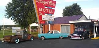 Classic Motel Munger Moss Motel Home