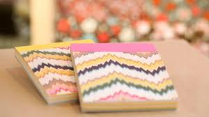 How To Make Handmade Decorative Items For Home Diy Notepad Made With Paper Youtube