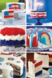 fabulous 4th of july cake recipes chickabug