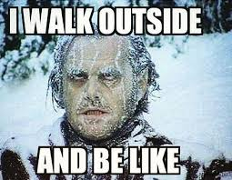 Cold Meme - 18 cold weather memes that perfectly sum up all the winter feels