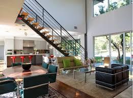 deco maison cuisine ouverte décoration salon ouvert sur la cuisine décor de maison