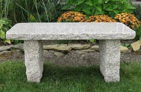 granite benches granite benches and bird baths central maine mackenzie
