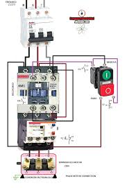 photocell lighting contactor wiring diagram elec eng world within