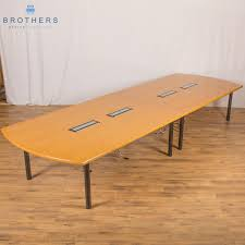 Executive Boardroom Tables Quality Used Boardroom Tables Brothers Office Furniture