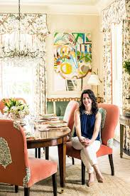 southern living how to decorate interior designer margaret kirkland s dining room in the 2016 southern living idea house