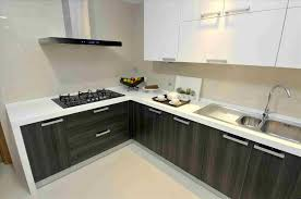 how to install l shaped kitchen cabinets myhomeinterior us