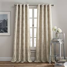 buy taupe curtains from bed bath u0026 beyond