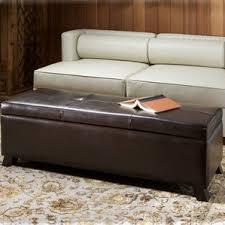 extra long ottoman bench wayfair