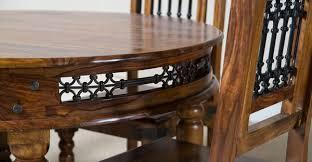 indian wood dining table indian furniture indian sheesham mango wood furniture sale
