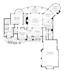 day spa floor plans house plans bedrooms floor interior five bedroom one story plan