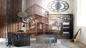 modern interior designs industrial style house youtube