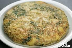 comment cuisiner le kale recette d omelette aux pommes de terre et chou kale façon tortilla