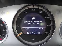 b1 service mercedes how to turn service exceeded message in a mercedes c300