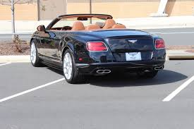 chrome bentley convertible 2015 bentley continental gt v8 s convertible stock 5nc048359 for