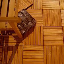 wood deck tiles crowdbuild for