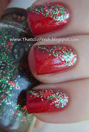 22 best christmas images on pinterest holiday nails make up and