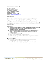 Strong Communication Skills Resume Examples by Charming Nail Tech Resume Sample 77 On Good Objective For Resume