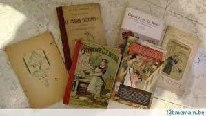vieux livre de cuisine lot de 6 vieux livres de cuisine ou brocante a vendre 2ememain be