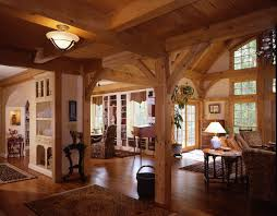 tuscan style flooring the tuscan lakeland log and timber frame homes