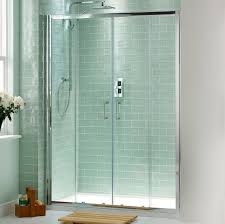 Sliding Shower Doors For Small Spaces Bathroom Best Sliding Shower Door Design For Small Shower Room