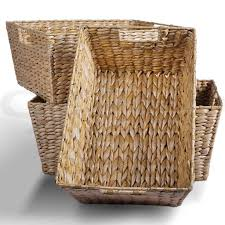 Bathroom Wicker Shelves by Bathroom Wall Mounted Bathroom Storage Basket Bathroom Storage