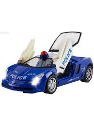 toy police cars with working lights and sirens for sale wolvol police car toy with lights and sirens automatic opening