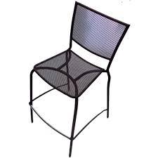 restaurant outdoor bar stools outdoor cast aluminum wrought iron outside steel restaurant bar