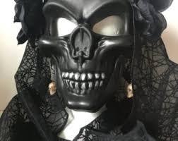 Black Mask Halloween Costume Masquerade Mask Halloween Origami Mask Download Digital