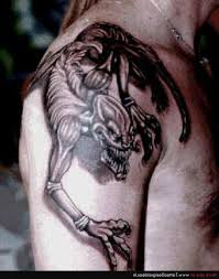 fighting demons images for tatouage