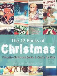 the 12 books of christmas best christmas books and activities