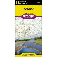 Norway On World Map by Southern Sweden And Norway Adventure Map National Geographic Store