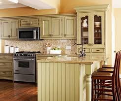 Light Yellow Kitchen Cabinets Magnificent Kitchen On Pale Yellow Kitchen Cabinets Barrowdems