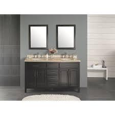 Ove Decors Bathroom Vanities Shop Ove Decors Malibu Espresso Undermount Sink