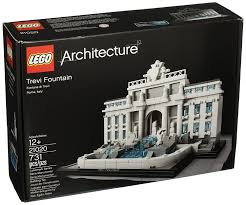Gifts For An Architect by Amazon Com Lego Architecture Trevi Fountain 21020 Building Toy