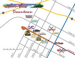 Las Vegas Fremont Street Map by Las Vegas Maps Downtown Map Of Las Vegas Strip And Downtown