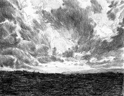 katherine kean fine art storm clouds over lava field