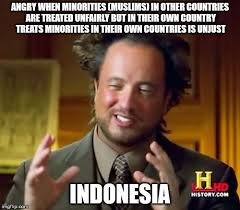 Meme Maker Indonesia - ancient aliens meme imgflip