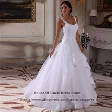 online get cheap white dresses for church aliexpress com