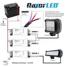 cree led wiring harness wiring diagram byblank