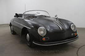porsche classic speedster 1955 porsche speedster replica beverly hills car club