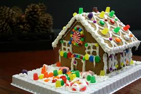 where to build a gingerbread house in san diego