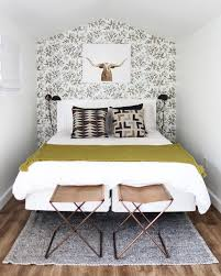 Bed Ideas For Small Rooms Best 25 Tiny Bedroom Design Ideas On Pinterest Small Spaces