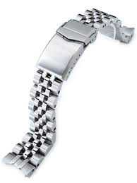 bracelet for stainless steel angus jubilee bracelet for seiko alpinist sarb017
