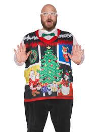 sweater vest noel sweater vest t shirt sizes l 4xl santa accessories