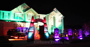 theme lighting exclusive events theme decor custom built designs
