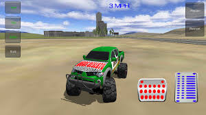 monster truck simulator android apps google play