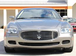 maserati quattroporte 2006 2006 maserati quattroporte executive gt for sale in bonita springs