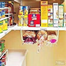 room tour organization storage ideas organize your pantry by zones
