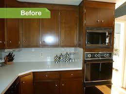 update kitchen cabinets 3 kitchens 6 affordable updates